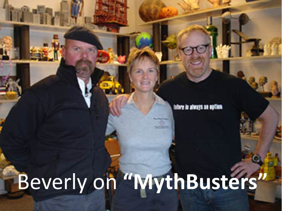 Pooch Coach - Beverly Ulbrich - MythBusters Dog Myths (March 2007)