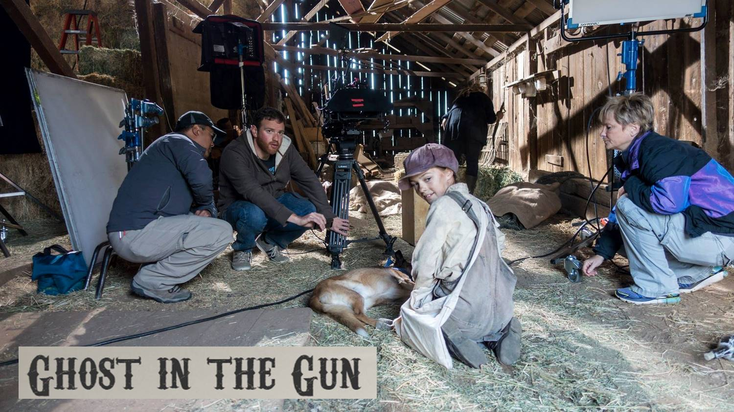 ghost in the gun The Pooch Coach dog trainer