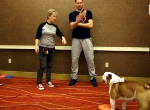 klay thompson dog training the pooch coach rocco
