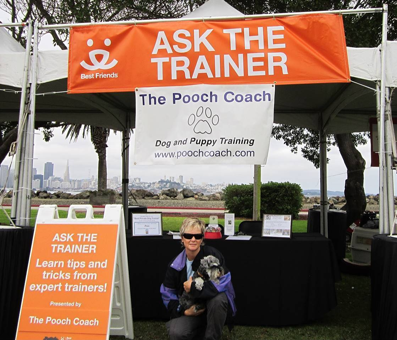 San Francisco Best Friends Strut Your Mutt - Ask the Trainer