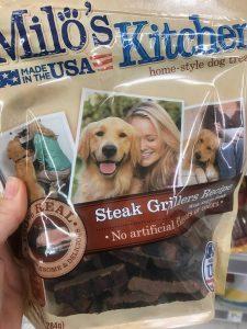 healthy dog food and treats
