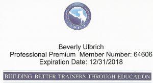 Pooch Coach dog trainer san francisco certification