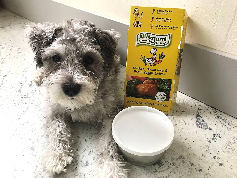 frenchies kitchen dog food